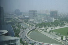 Near the heart of the Suzhou Industrial Park