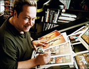 Marvel Comics EIC Joe Quesada (photo courtesy Marvel Comics)