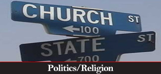 CATEGORY: PoliticsReligion
