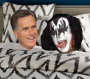 Strange bedfellows 2012