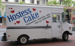 Hostess Van