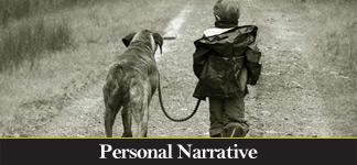 CATEGORY: PersonalNarrative