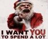 Santa Spendalot