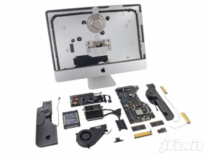 iFixit iMac teardown