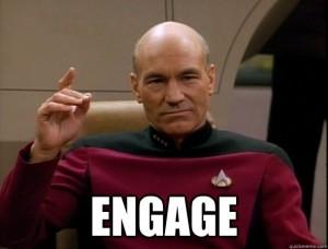 Captain Picard, Star Trek: The Next Generation (CBS)