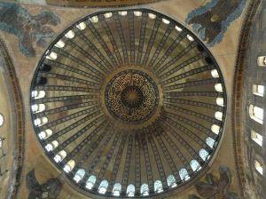 Dome, Hagia Sophia