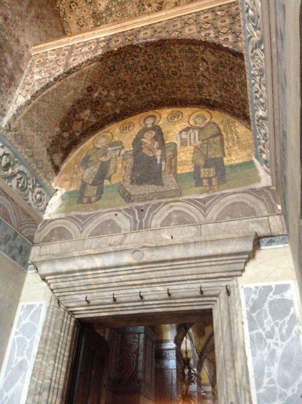 Mosaics, Hagia Sofia