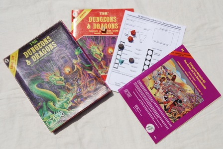 Dungeons & Dragons Basic Set (TSR)