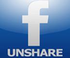 Facebook - Unshare