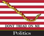 Politics: Don't Tread on Me