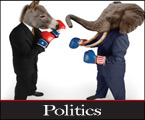 Politics: Democrats vs Republicans