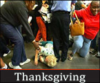 Thanksgiving, Black Friday, Black Thursday