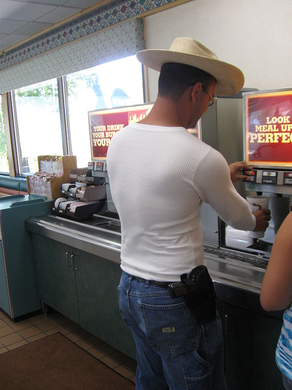 Open Carry Could Be The Best Friend Gun Control Ever Had