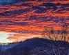 Sunset Over Merton's Heart