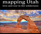 Mapping Utah by Denny Wilkins