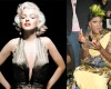 Marilyn Monroe Dennis Rodman