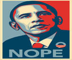 Obama-Nope