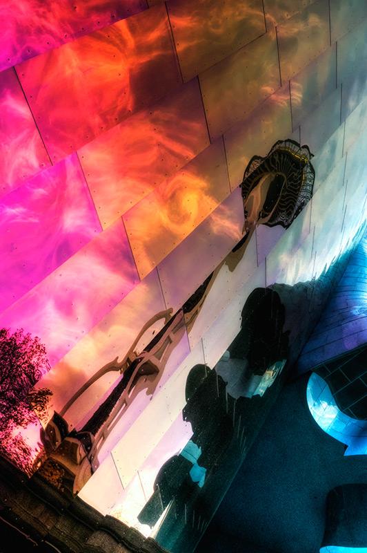Marmalade Skies - EMP Museum, Seatltle
