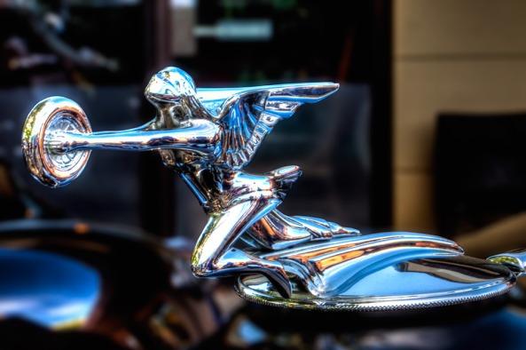 Ptayer: 1941 Packard