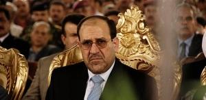 Iraq's Prime Minister Nuri al-Maliki. Image Wikimedia Commons
