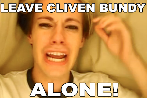 Leave Cliven Bundy Alone