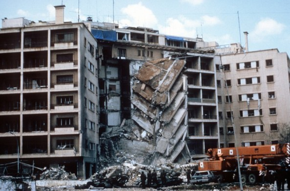 Beirut Embassy Bombing
