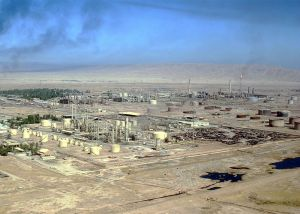 If ISIS moderates its brutality, maybe it should be given a shot at running Iraq. (Photo of power plant in Bayji: Wikimedia Commons)