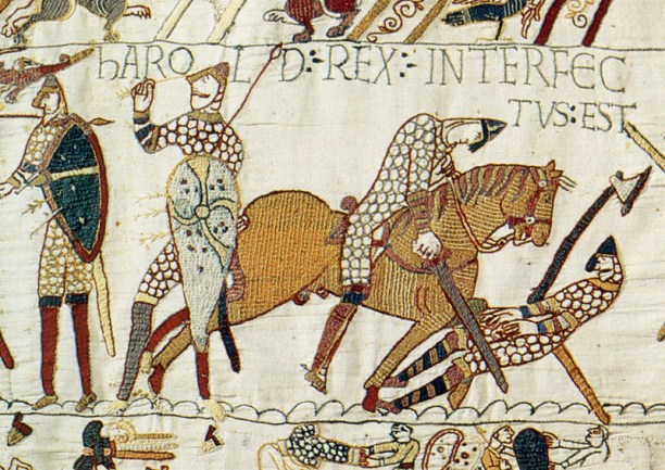 1066 year of the conquest An examination of the norman conquest of 1066 which changed english history to a huge and permanent degree.