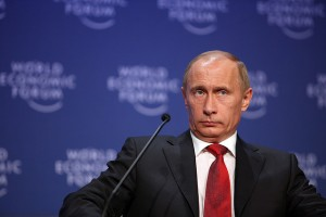 Russian Prime Minister Vladimir Putin sought to shift the blame back to Ukraine (Photo: Remy Steinegger / Flickr)