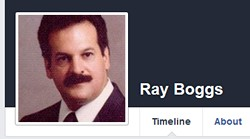 From Ray Boggs' public Facebook profile.