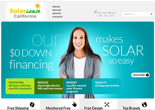 solarleasecalifornia.com