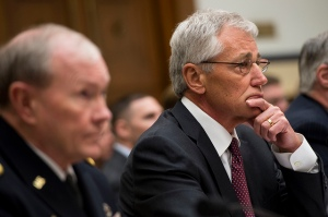 Chuck Hagel may have been a victim, but, like his predecessors, he failed to demonstrate the requisite vision the military needs for the future. (Photo: DoD / Erin A. Kirk-Cuomo / Flickr Commons)