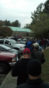 long line voting 2014-11-01