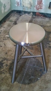 qing dynasty stool