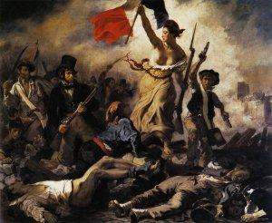 Liberty Leading the People: Eugène Delacroix