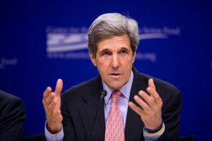 The Iran nuclear deal not only opened the door to improved relations with Iran, but to an outpouring of keen observations. Pictured: Lead U.S. nuclear negotiator Secretary of State John Kerry. (Photo: Ralph Alswang / Flickr Commons)