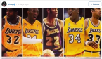 All time Lakers