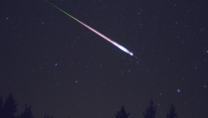 Meteor-streak