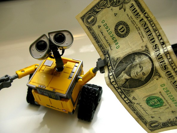 You don't want to be sued for what your robot did. (Photo: Frankieleon / Flickr Commons)
