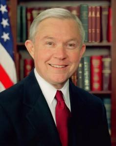 Senator Jeff Sessions (image credit: official photo)