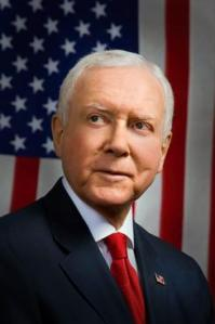 Orrin Hatch (image credit: Senate website)