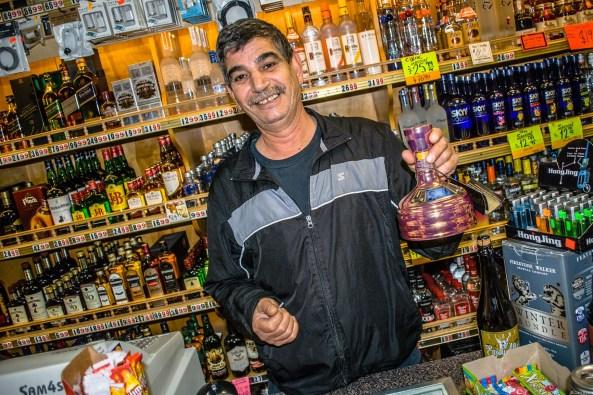Mikha'il Pismo Beach Shell & Liquor