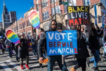 atlanta march bernie