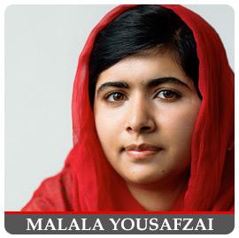 S&R Honors Malala Yousafzai