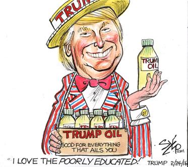 Donald-Trump-snake-oil