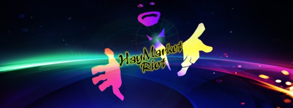 Haymarket Riot logo - Al Jolson