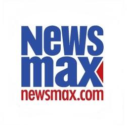 Newsmax Logo (credit: Newsmax.com)