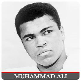 S&R Honors: Muhammad Ali