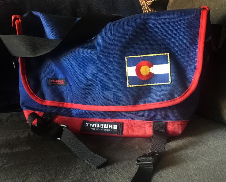 Timbuk2 Courier Bag