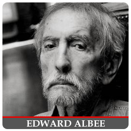 S&R Honors Edward Albee